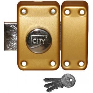 verrou de s ret bouton city 25 quincaillerie clefor serrures cl s. Black Bedroom Furniture Sets. Home Design Ideas