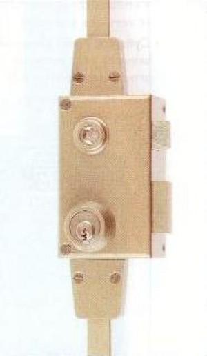 serrure en applique verticale fouillot jpm quincaillerie clefor serrures cl s. Black Bedroom Furniture Sets. Home Design Ideas