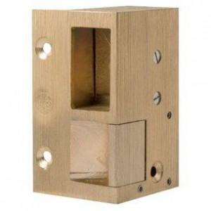 g che lectrique en applique pour serrure horizontale quincaillerie clefor serrures cl s. Black Bedroom Furniture Sets. Home Design Ideas