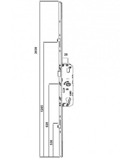 cr mone ferco gu g 22675 20 l 1 devient g 24452 20 l 1. Black Bedroom Furniture Sets. Home Design Ideas