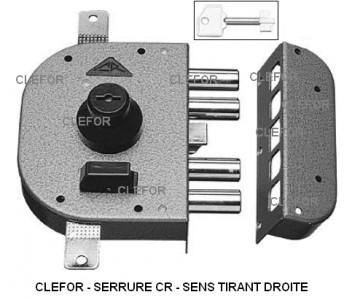 serrure cr cl s pompe a2p quincaillerie clefor serrures cl s. Black Bedroom Furniture Sets. Home Design Ideas