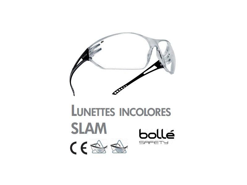 lunettes de protection bolle safety profil es quincaillerie clefor serrures cl s. Black Bedroom Furniture Sets. Home Design Ideas