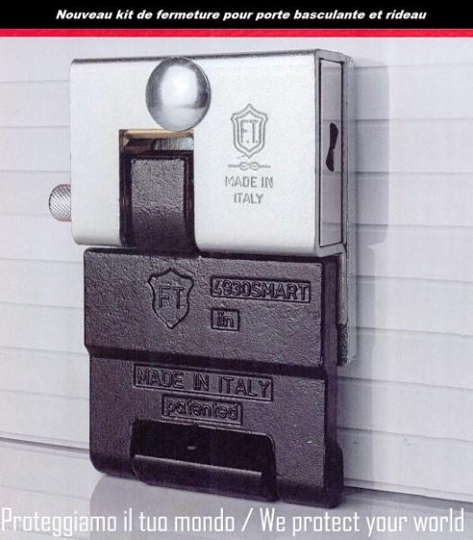 Kit De Fermeture Garage FT SMART Quincaillerie CLEFOR - Porte placard coulissante jumelé avec serrure porte blindee tarifs